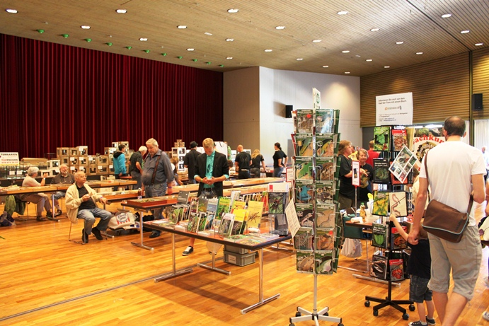 Impressions of Kloten Insect Fair